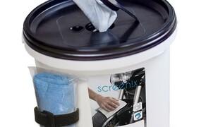 Screenix-Waschtücher in Aktion! Bis Ende Mai 2019! Bild 3 Der Waschkübel von Screenix ist bis Ende Mai 2019 im Angebot!