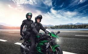 Neue Rukka Motorradjacken Herm und Hermia Bild 2