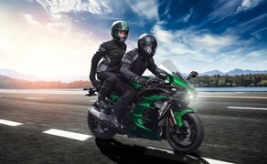 Neue Rukka Motorradjacken Herm und Hermia Bild 4