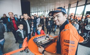 Eröffnungswochenende der KTM Motohall in Mattighofen Bild 17