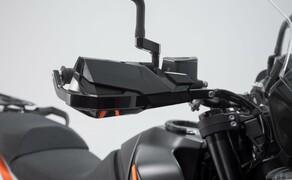 SW-Motech Zubehör für die KTM 790 Adventure / R Bild 12 KOBRA Handprotektoren-Kit: 139,95 €
