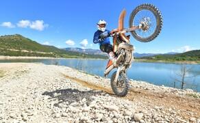 KTM EXC 2020 Bild 15 Arlo in Action