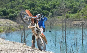 KTM EXC 2020 Bild 16 Arlo in Action