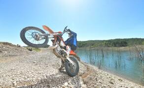 KTM EXC 2020 Bild 17 Arlo in Action