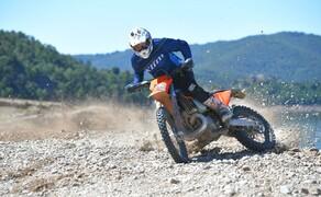 KTM EXC 2020 Bild 18 Arlo in Action