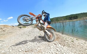 KTM EXC 2020 Bild 5 Arlo in Action
