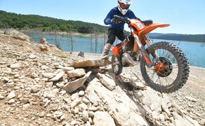 KTM EXC 2020 Bild 6 Arlo in Action