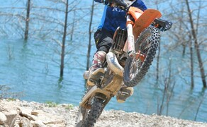 KTM EXC 2020 Bild 7 Arlo in Action