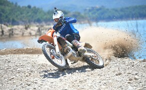 KTM EXC 2020 Bild 8 Arlo in Action