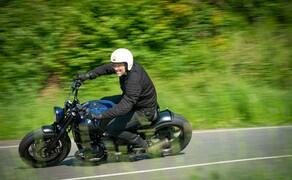 BMW R nine T Bobber von Wunderlich Bild 9