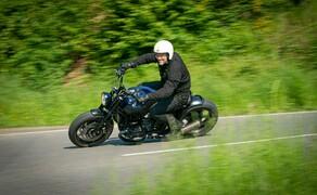 BMW R nine T Bobber von Wunderlich Bild 10