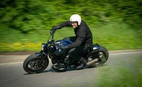 BMW R nine T Bobber von Wunderlich Bild 12