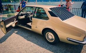 Supersport Autos, Oldtimer und Concept Cars beim Concorso d Eleganza 2019 Bild 2