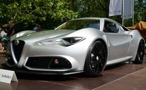 Supersport Autos, Oldtimer und Concept Cars beim Concorso d Eleganza 2019 Bild 10