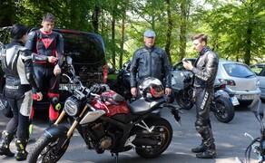 "Honda CB650R Experience Tour 2019 Bild 7 ""Hot-Spot"" - mit 1000PS Livestream"