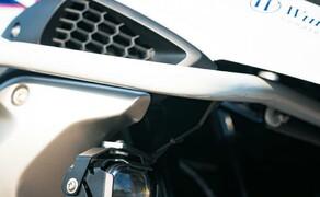 BMW R 1250 GS Umbau von Wunderlich Bild 1