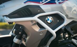 BMW R 1250 GS Umbau von Wunderlich Bild 5