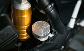 BMW R 1250 GS Umbau von Wunderlich Bild 14
