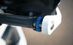 BMW R 1250 GS Umbau von Wunderlich Bild 2