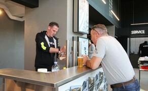 Eröffnung des Wiener D-Stores Bild 10
