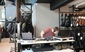 Eröffnung des Wiener D-Stores Bild 11