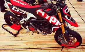 Ducati Hypermotard 950 Design Concept 2020 Bild 10