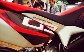 Ducati Hypermotard 950 Design Concept 2020 Bild 11