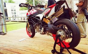 Ducati Hypermotard 950 Design Concept 2020 Bild 15