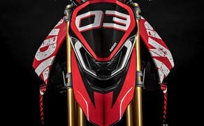 Ducati Hypermotard 950 Design Concept 2020 Bild 2