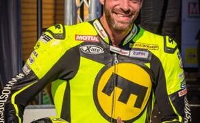 GSX-R Cup: MAGURA zwei Mal auf dem Podium Bild 2 MAGURA-Werksfahrer Dennis Märtz