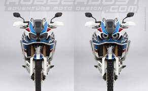 Honda CRF1100L Africa Twin 2020 Concept by Rubberdust Bild 1