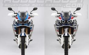 Honda CRF1100L Africa Twin 2020 Concept by Rubberdust Bild 2