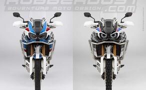 Honda CRF1100L Africa Twin 2020 Concept by Rubberdust Bild 3