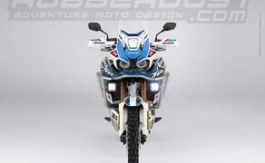 Honda CRF1100L Africa Twin 2020 Concept by Rubberdust Bild 4