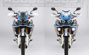 Honda CRF1100L Africa Twin 2020 Concept by Rubberdust Bild 5