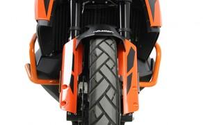 Hepco & Becker Zubehör für die KTM 790 Adventure / R Bild 9 Motorschutzbügel orange: 239,95 €