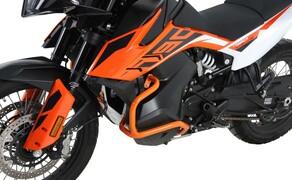 Hepco & Becker Zubehör für die KTM 790 Adventure / R Bild 10 Motorschutzbügel orange: 239,95 €