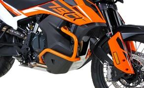 Hepco & Becker Zubehör für die KTM 790 Adventure / R Bild 11 Motorschutzbügel orange: 239,95 €