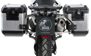 Hepco & Becker Zubehör für die KTM 790 Adventure / R Bild 19 Xplorer Cutout Set Silber: 1198,50 €