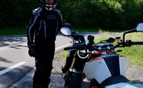 Honda CB650R vs. KTM 690 Duke 2019 Bild 15
