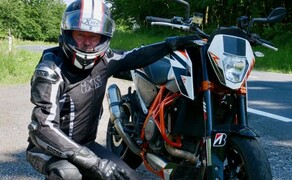 Honda CB650R vs. KTM 690 Duke 2019 Bild 16