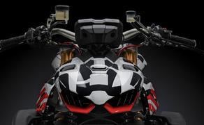 Ducati Streetfighter V4 2020 Prototyp Bild 5