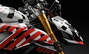 Ducati Streetfighter V4 2020 Prototyp Bild 7