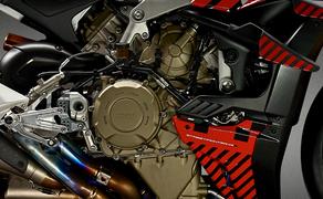 Ducati Streetfighter V4 2020 Prototyp Bild 8