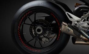 Ducati Streetfighter V4 2020 Prototyp Bild 11