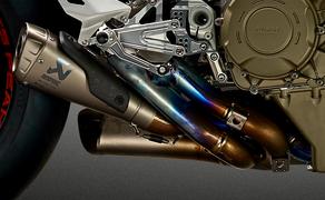Ducati Streetfighter V4 2020 Prototyp Bild 12
