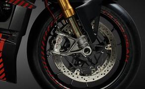 Ducati Streetfighter V4 2020 Prototyp Bild 14