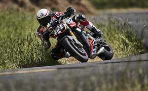 Ducati Streetfighter V4 2020 Prototyp Bild 1