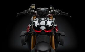 Ducati Streetfighter V4 2020 Prototyp Bild 2