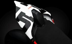Ducati Streetfighter V4 2020 Prototyp Bild 3